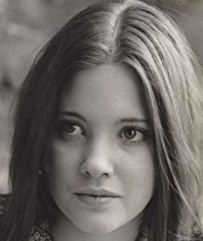 Photo of Lynne Frederick