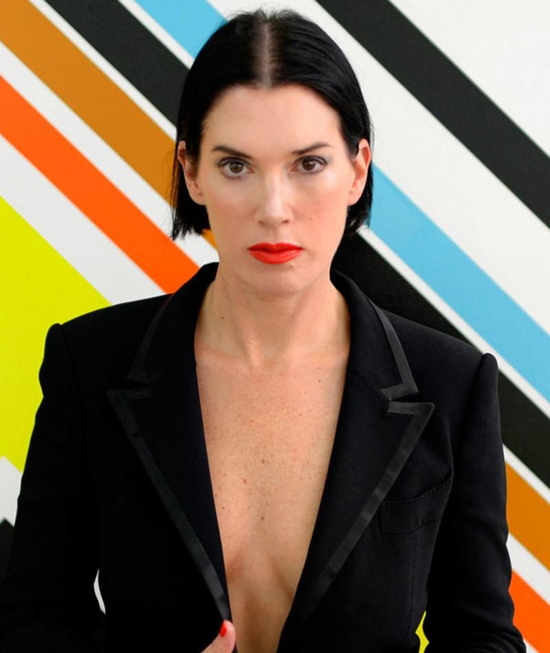 Photo of Sarah Morris