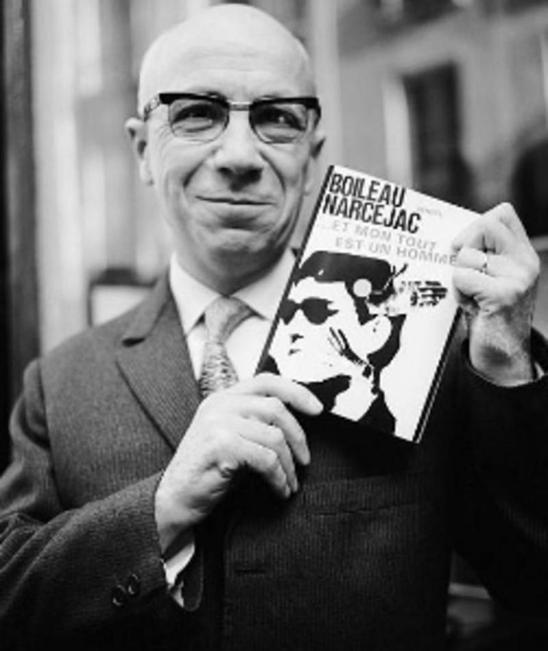 Photo of Pierre Boileau
