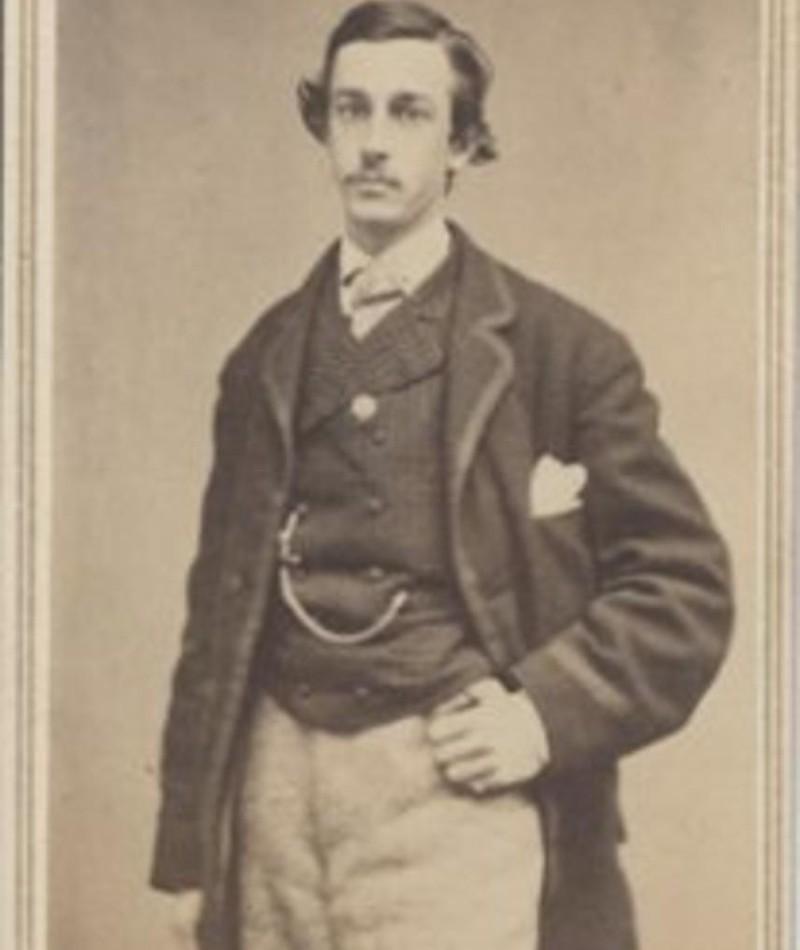 Photo of William H. Terhune