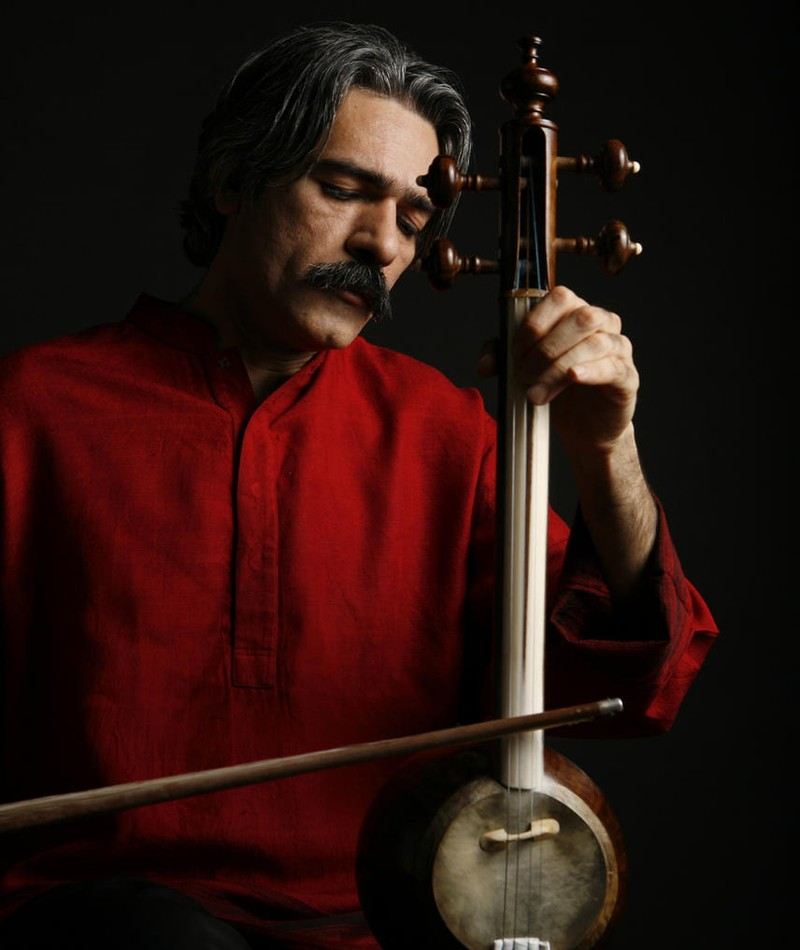 Photo of Kayhan Kalhor