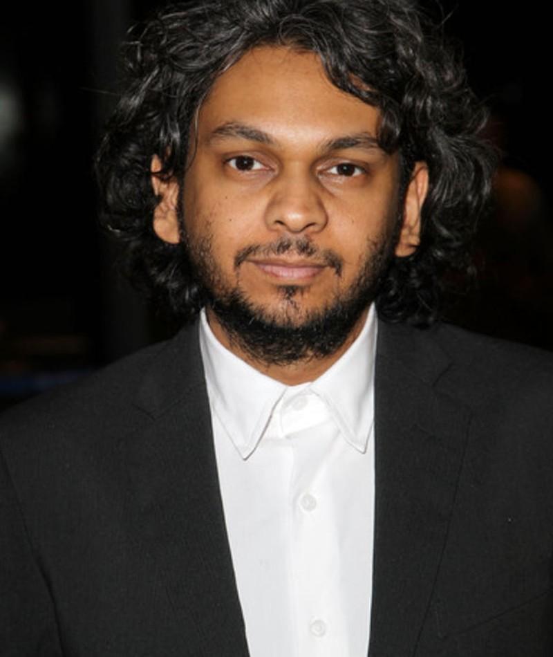 Photo of Anand Gandhi