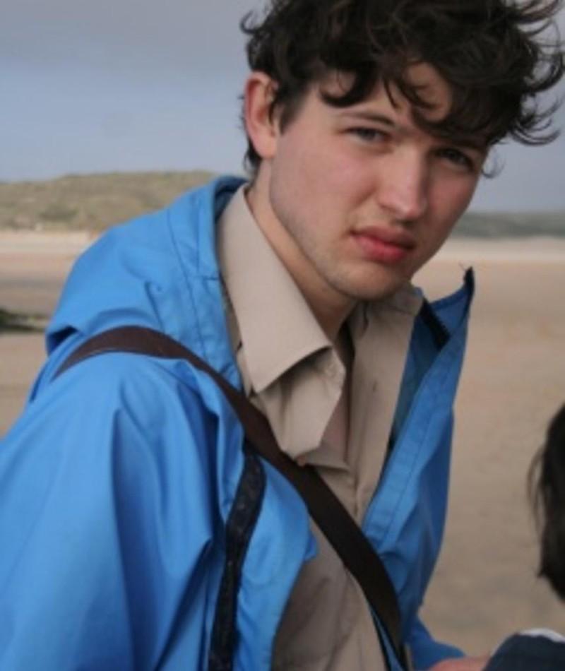 Photo of Luke Fowler