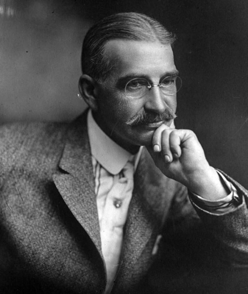 Photo of L. Frank Baum