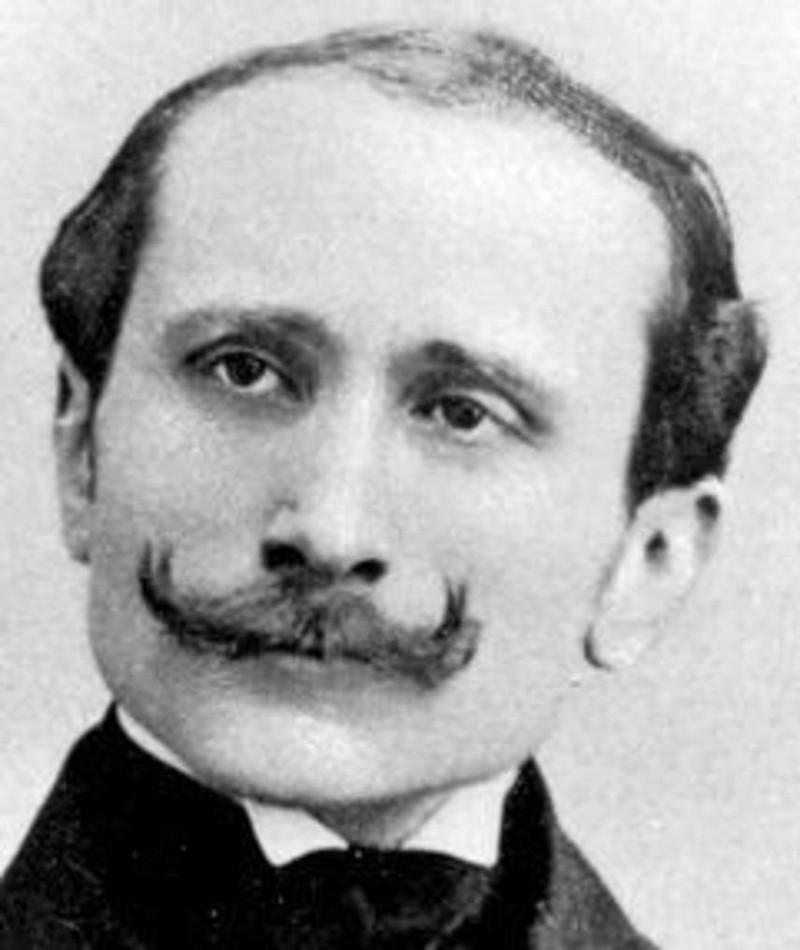 Photo of Edmond Rostand