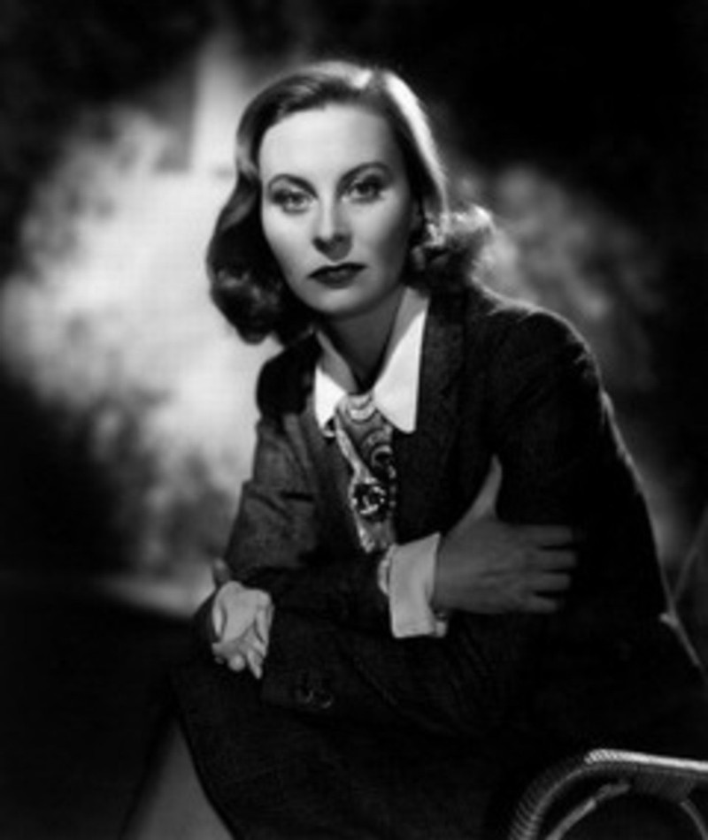 Photo of Michèle Morgan