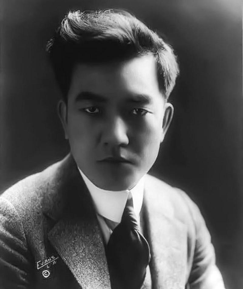 Photo of Sessue Hayakawa