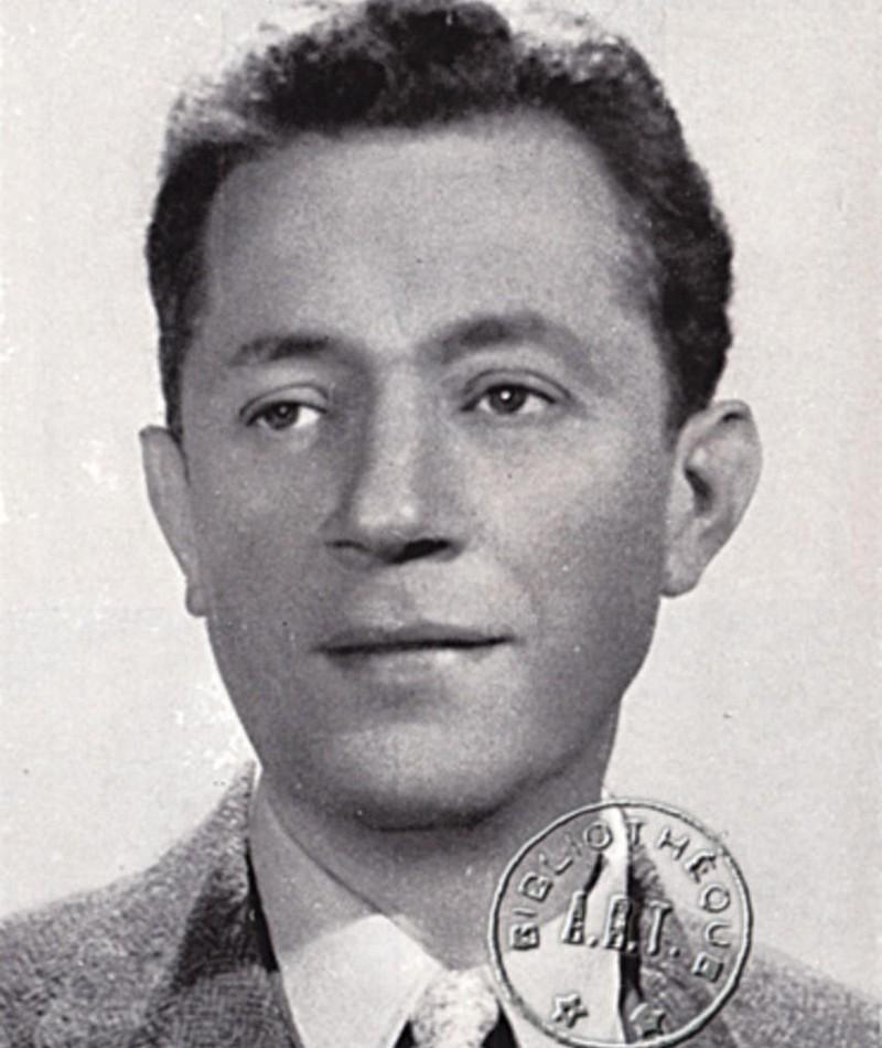 Photo of Roger Vitrac