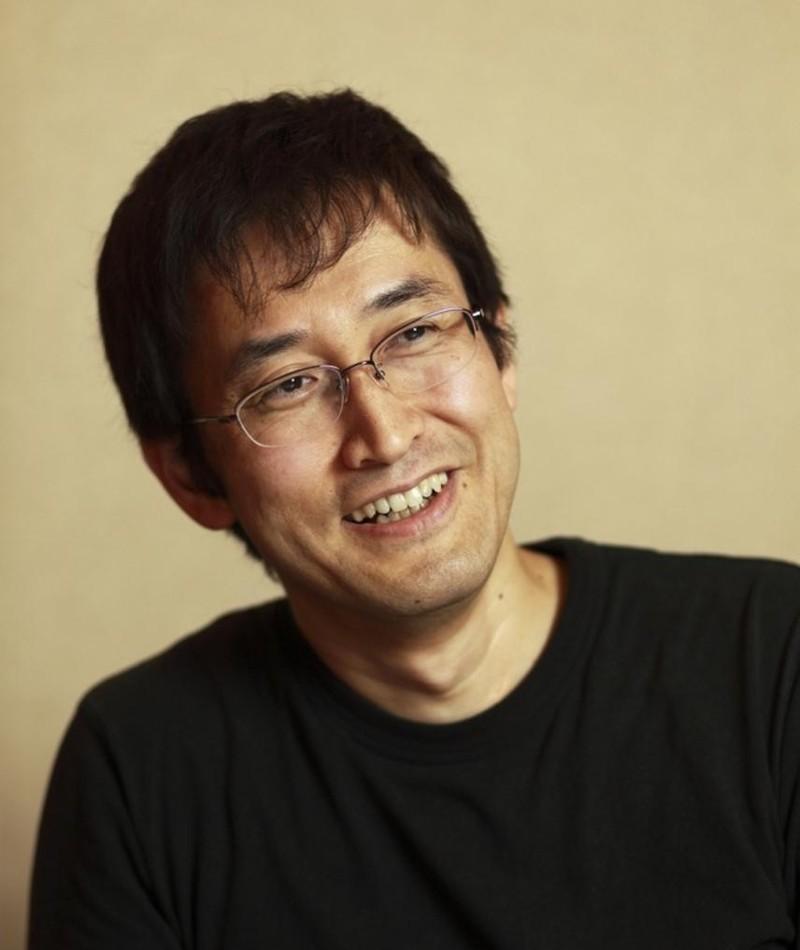 Photo of Junji Ito