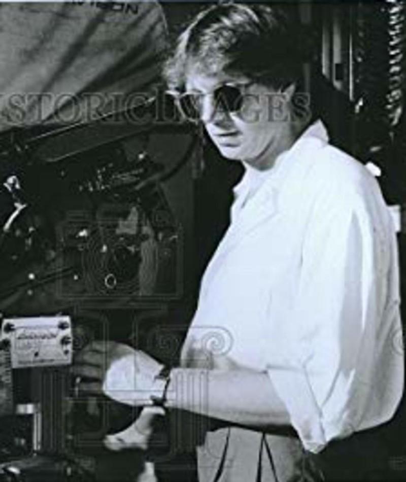 Photo of Robert Bierman