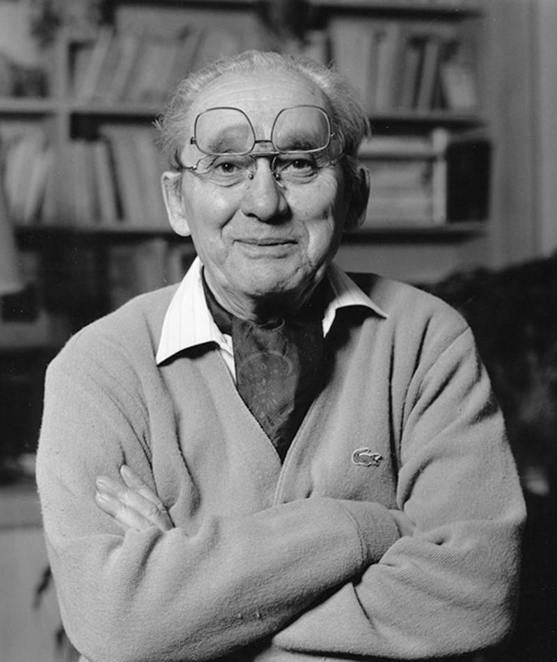 Photo of Paul Ricœur