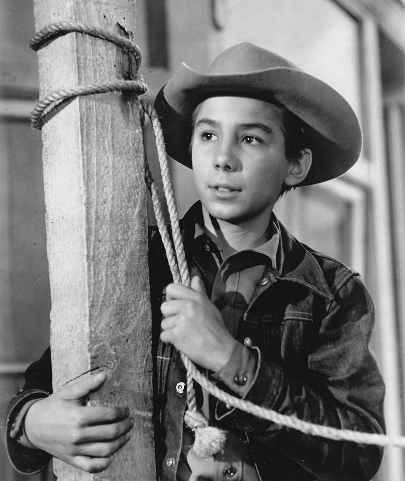 Photo of Johnny Crawford