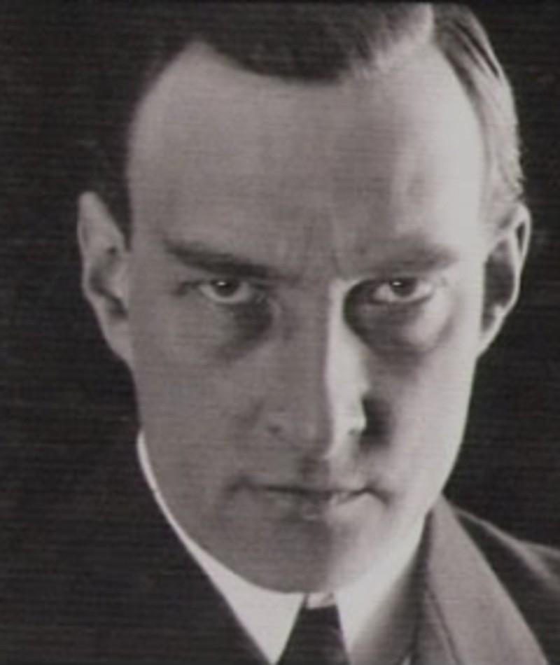 Photo of Benjamin Christensen