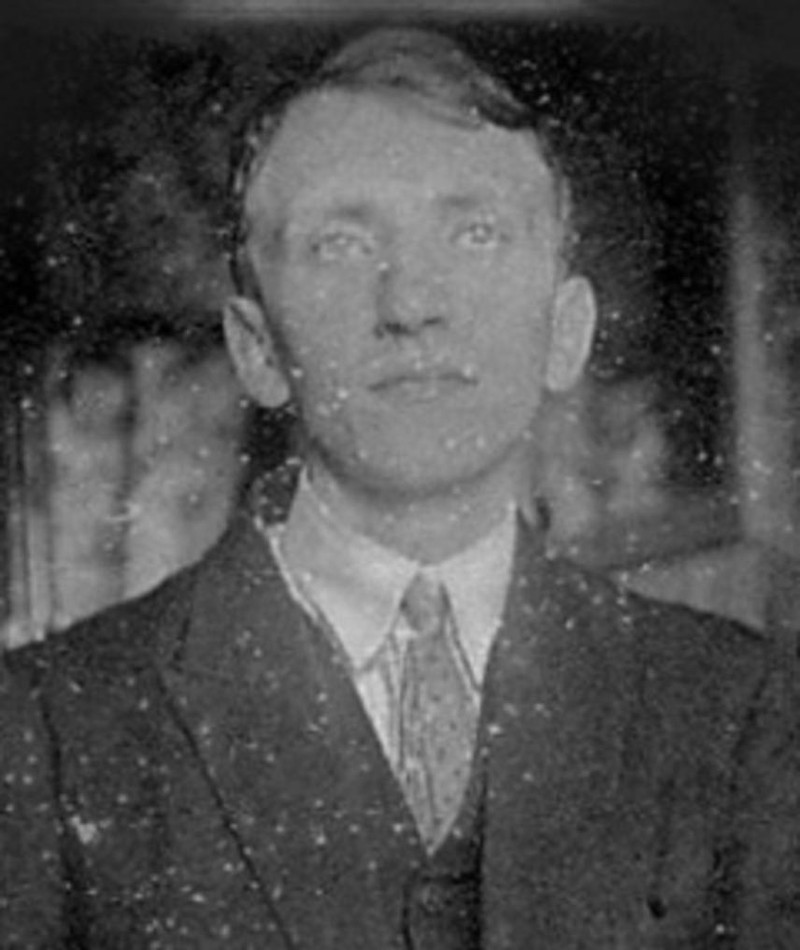 Photo of Maurice Blanchot