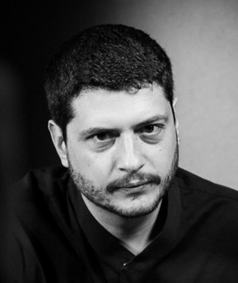 Photo of Claudio Giovannesi
