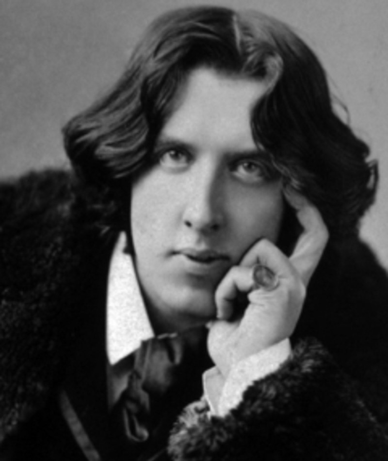 Photo of Oscar Wilde
