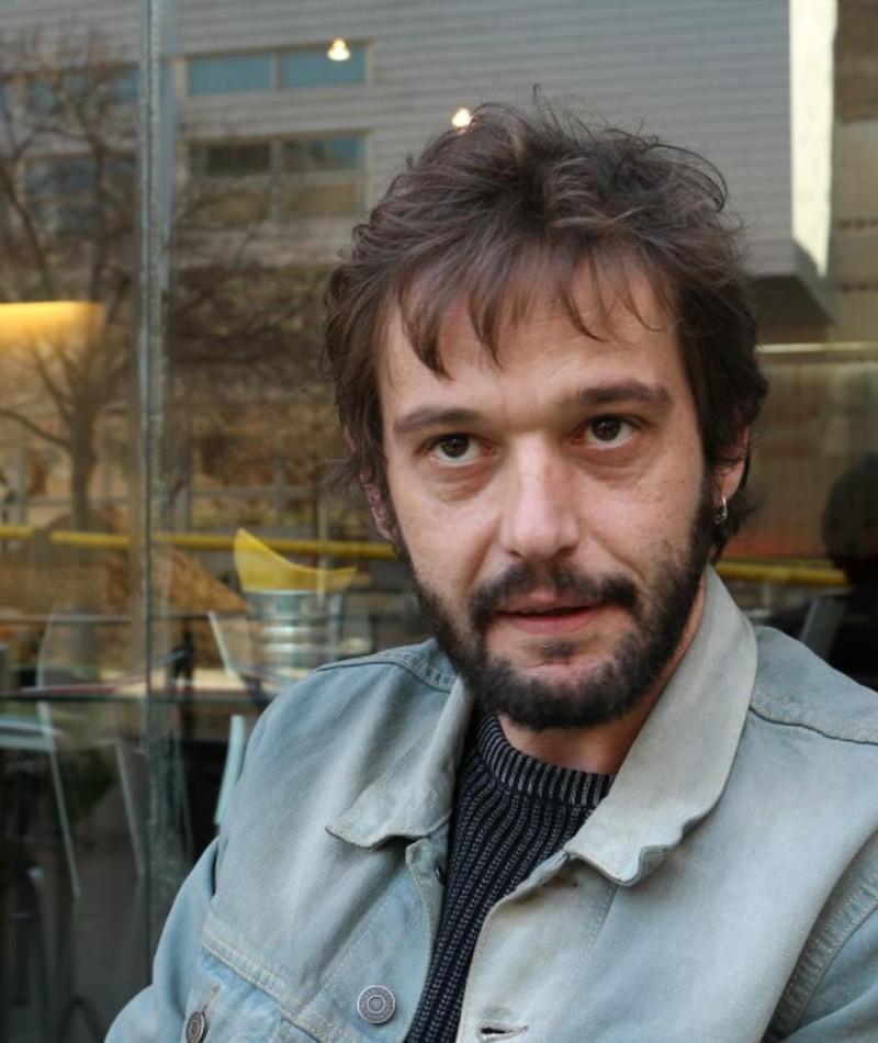 Photo of Alberto Gracia