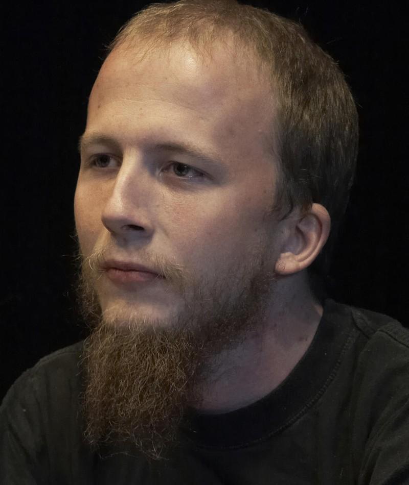 Photo of Gottfrid Svartholm