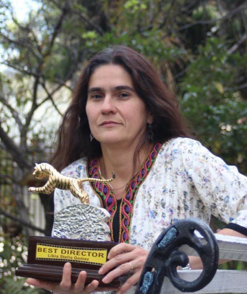 Photo of Libia Stella Gómez