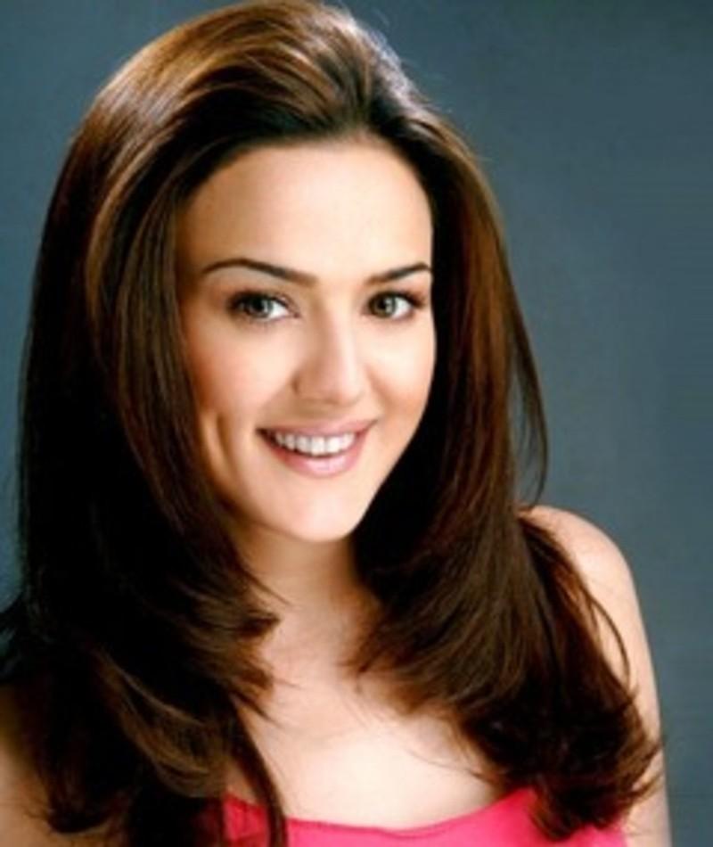 Photo of Preity Zinta