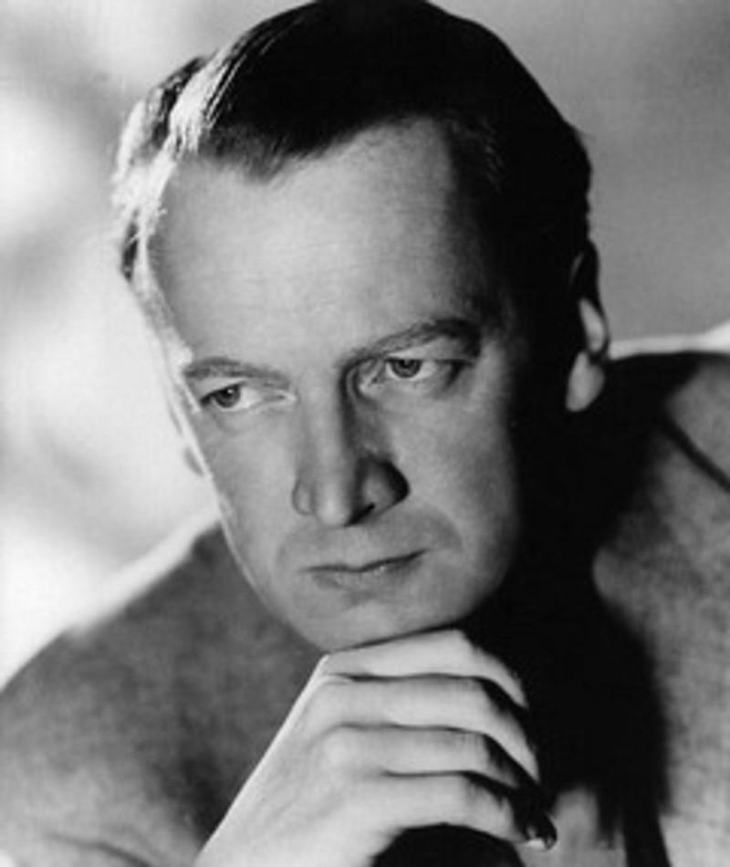 Photo of Alf Sjöberg