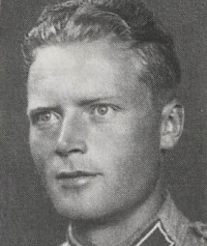 Photo of Lennart Wallén