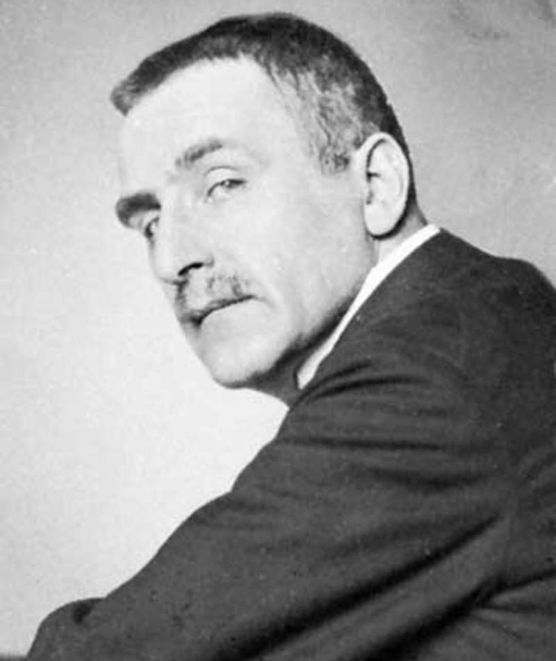 Photo of Frank Wedekind