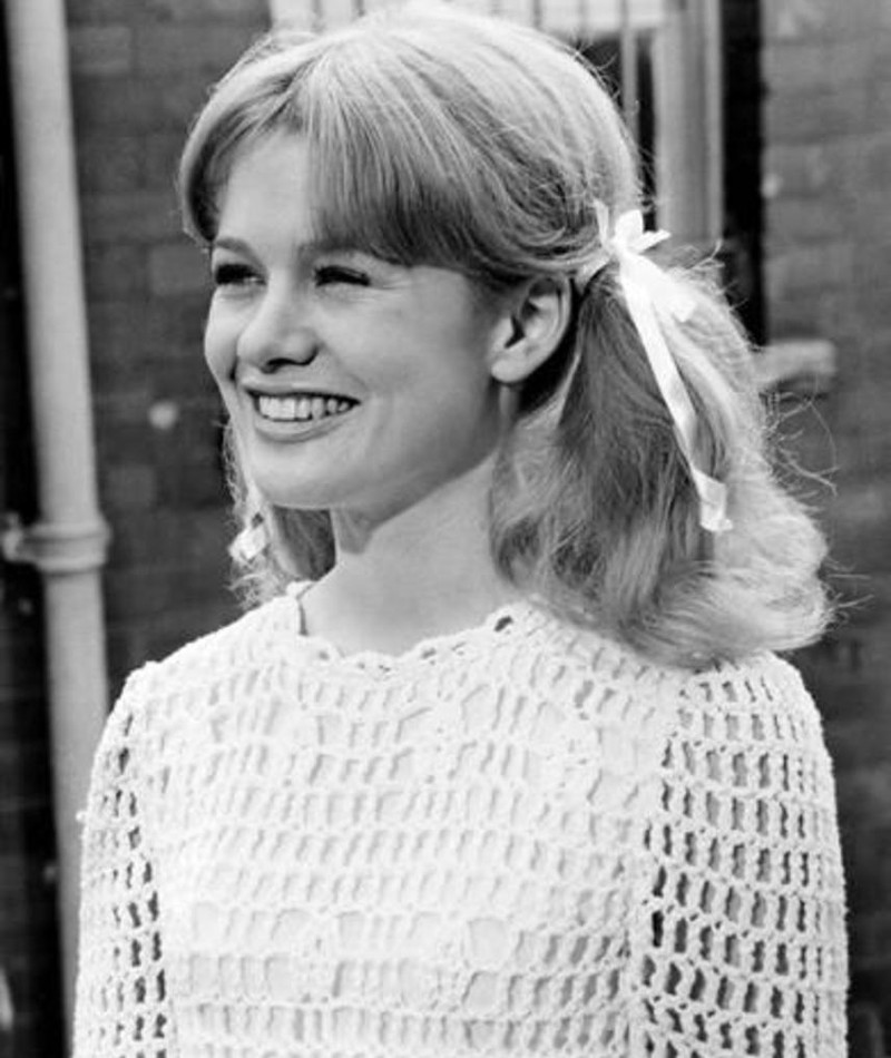 Photo of Judy Geeson