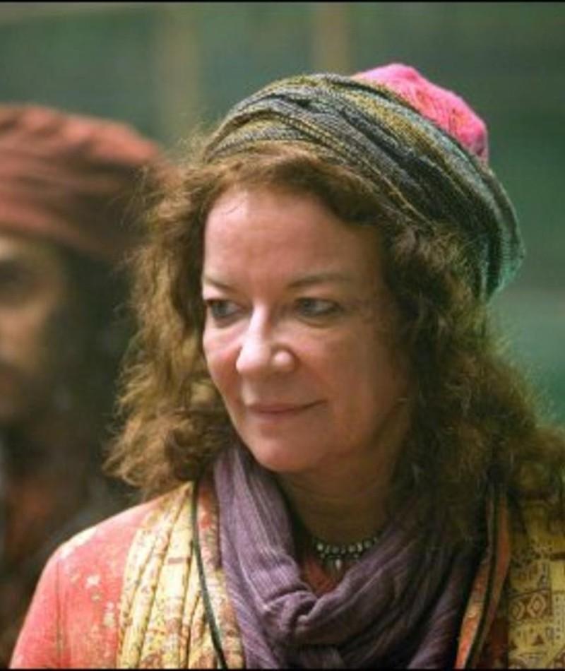 Photo of Clare Higgins