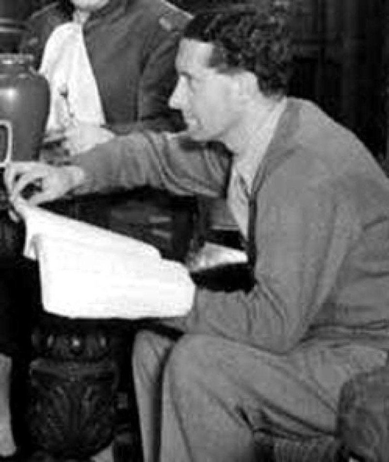 Photo of W.P. Lipscomb