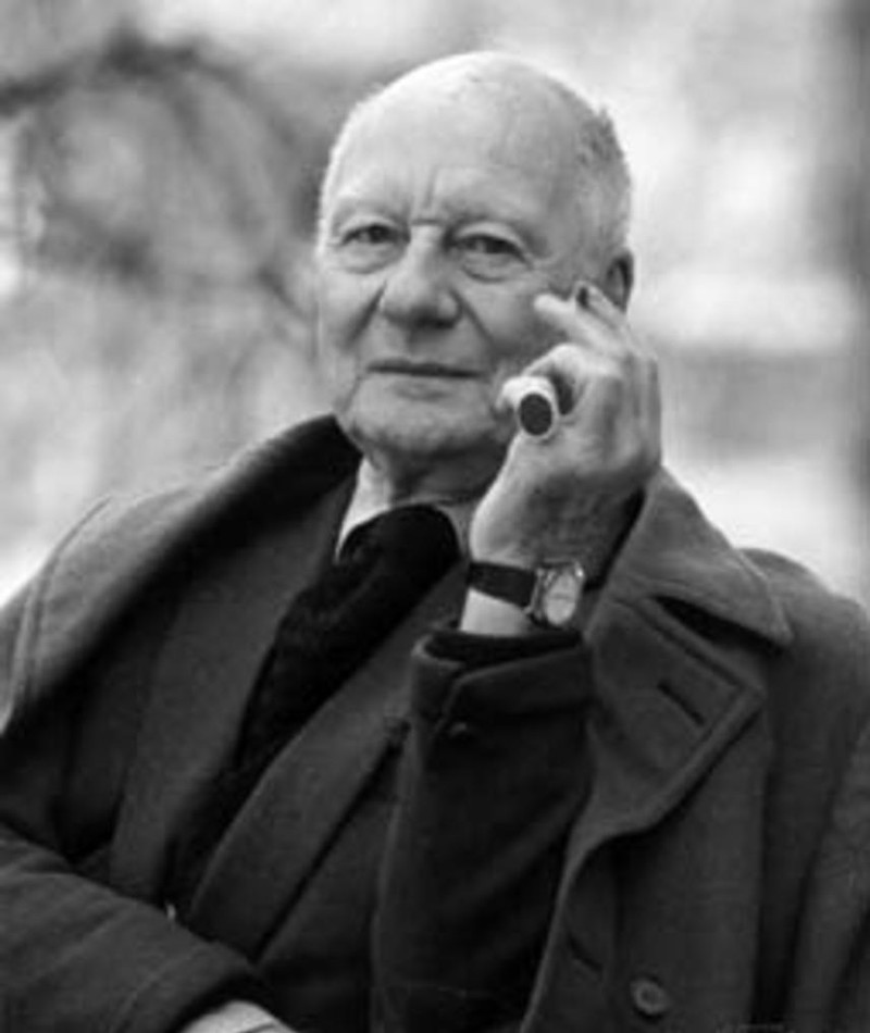 Photo of John Gielgud
