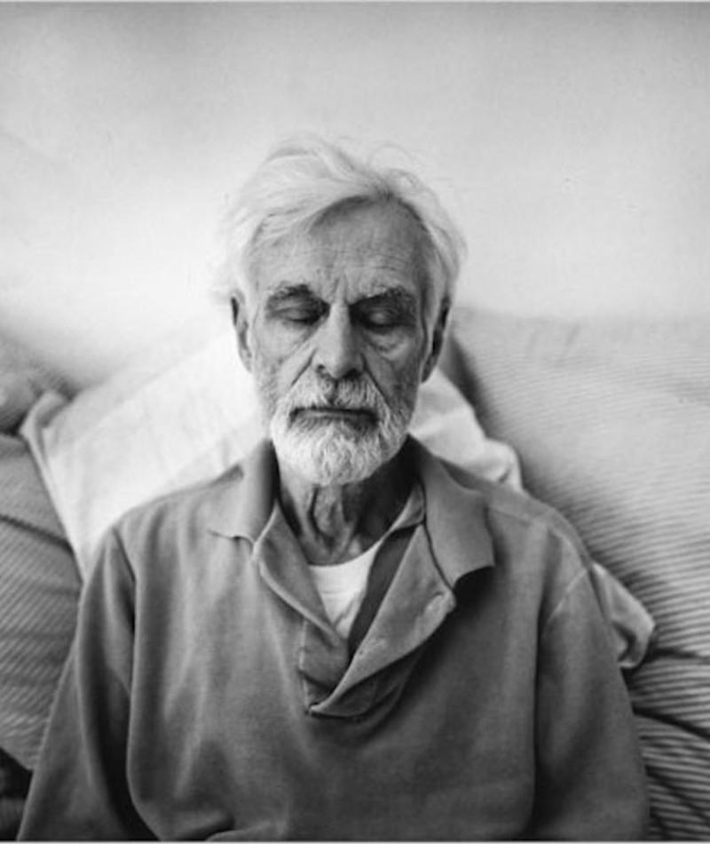 Photo of Edwin Denby