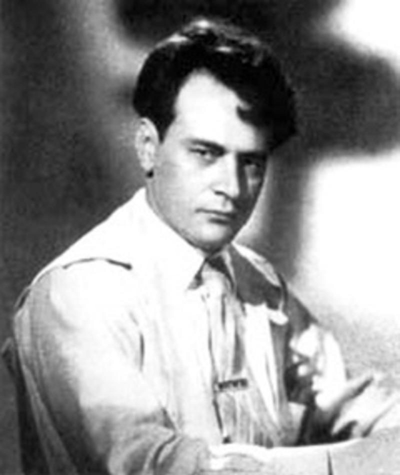 Photo of Ismael Rodríguez