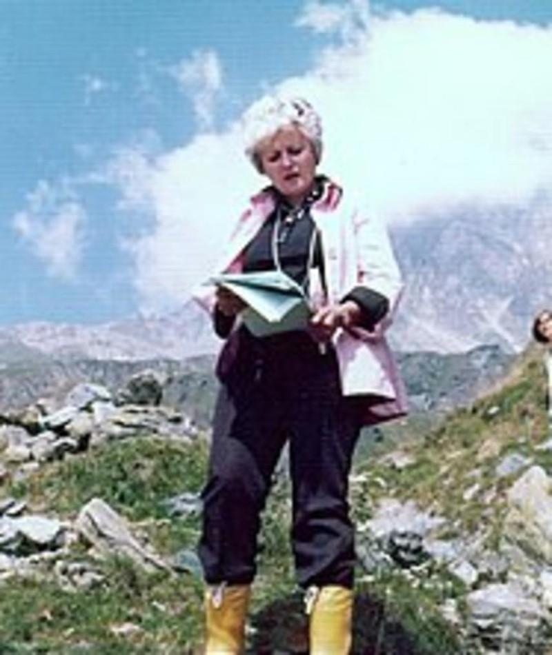 Photo of June Wyndham-Davies