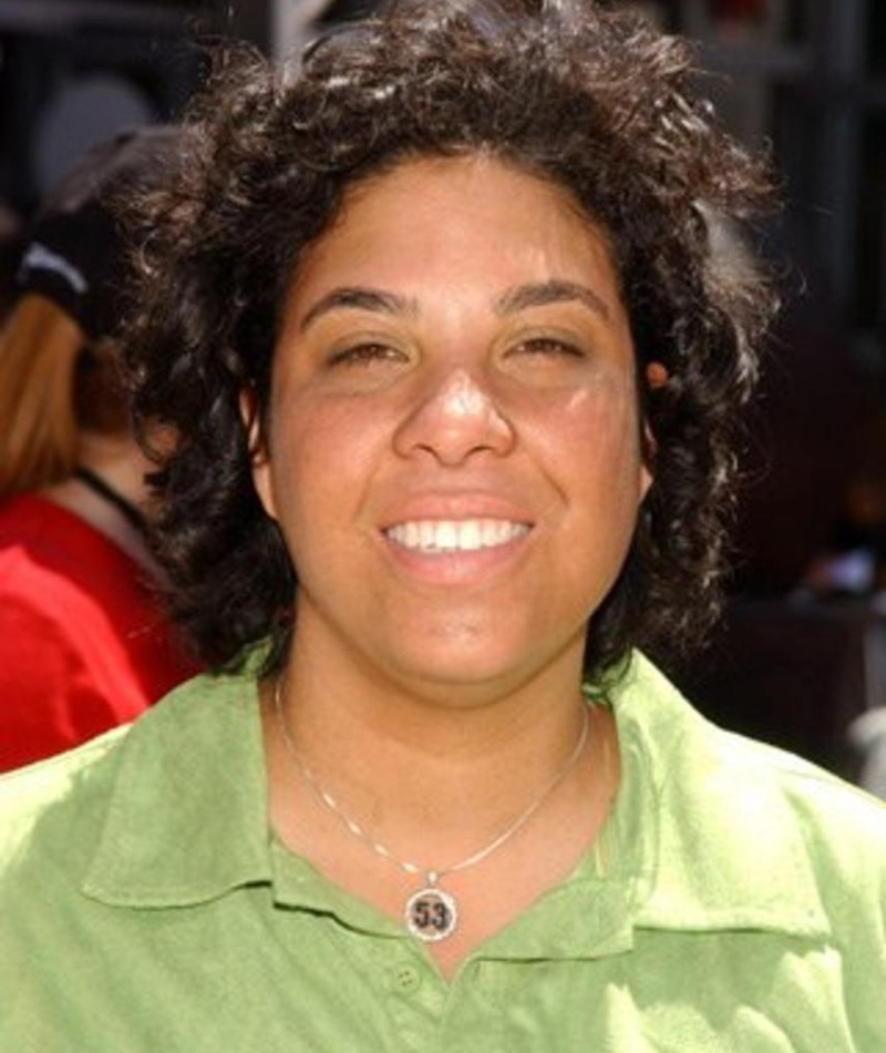 Photo of Angela Robinson