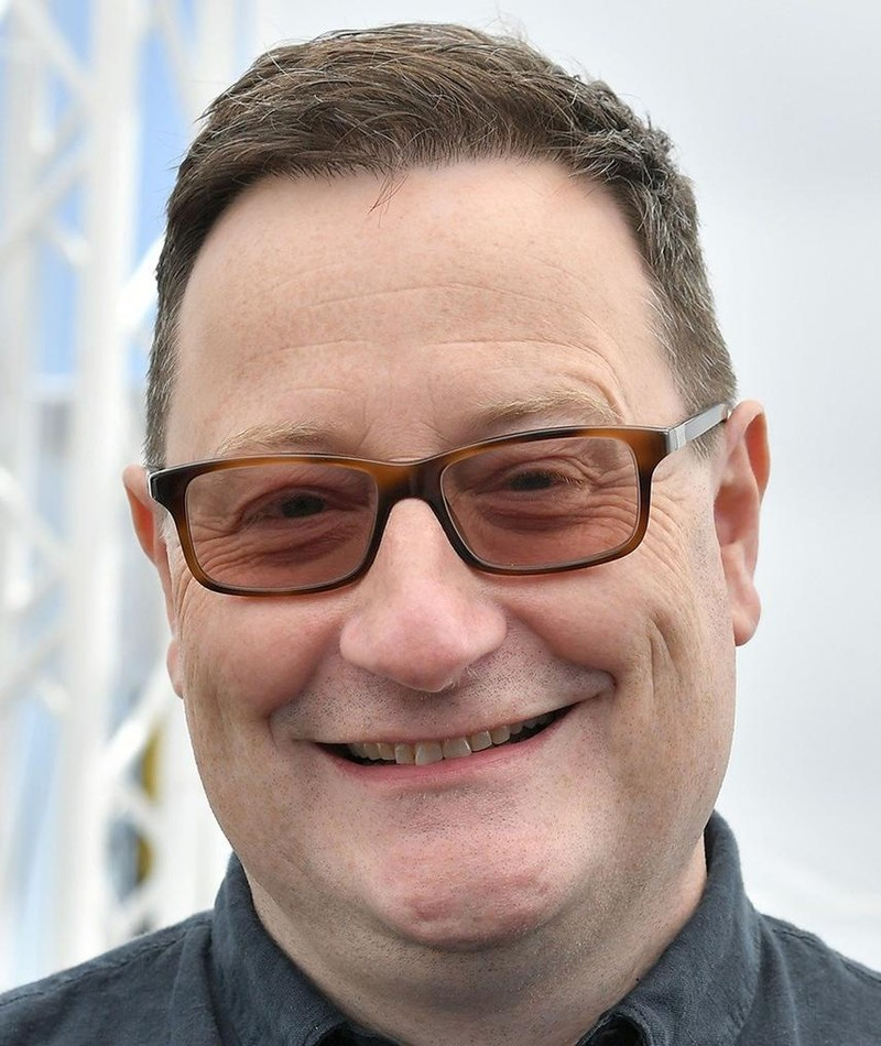 Photo of Chris Chibnall