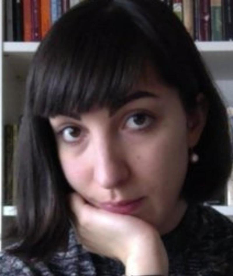 Photo of Sophy Romvari