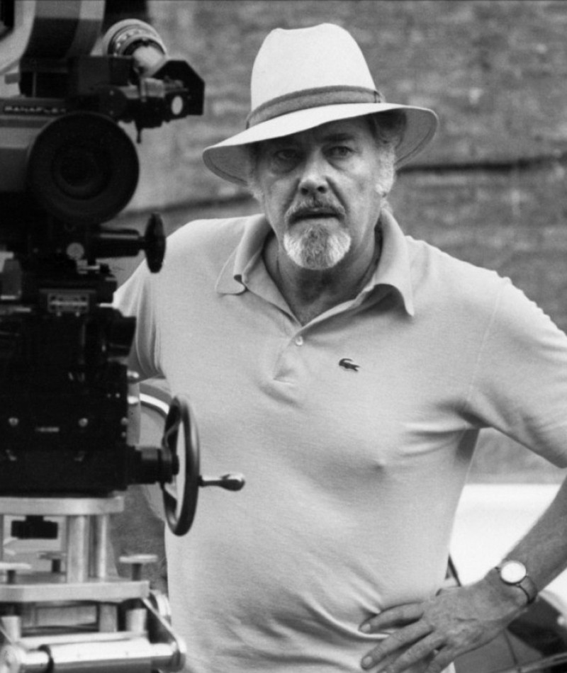 Photo of Robert Altman