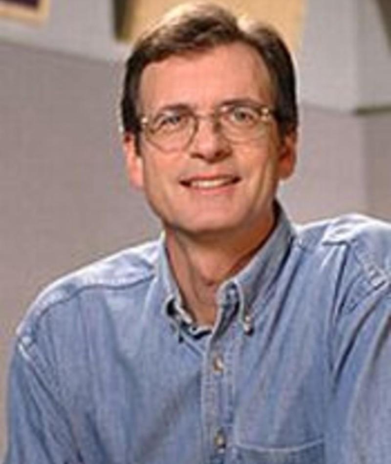 Photo of John F. Burnett