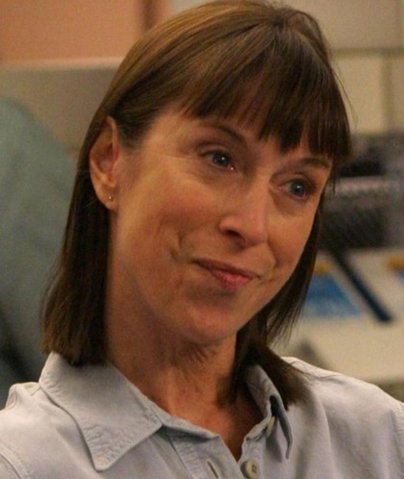 Photo of Valerie Curtin