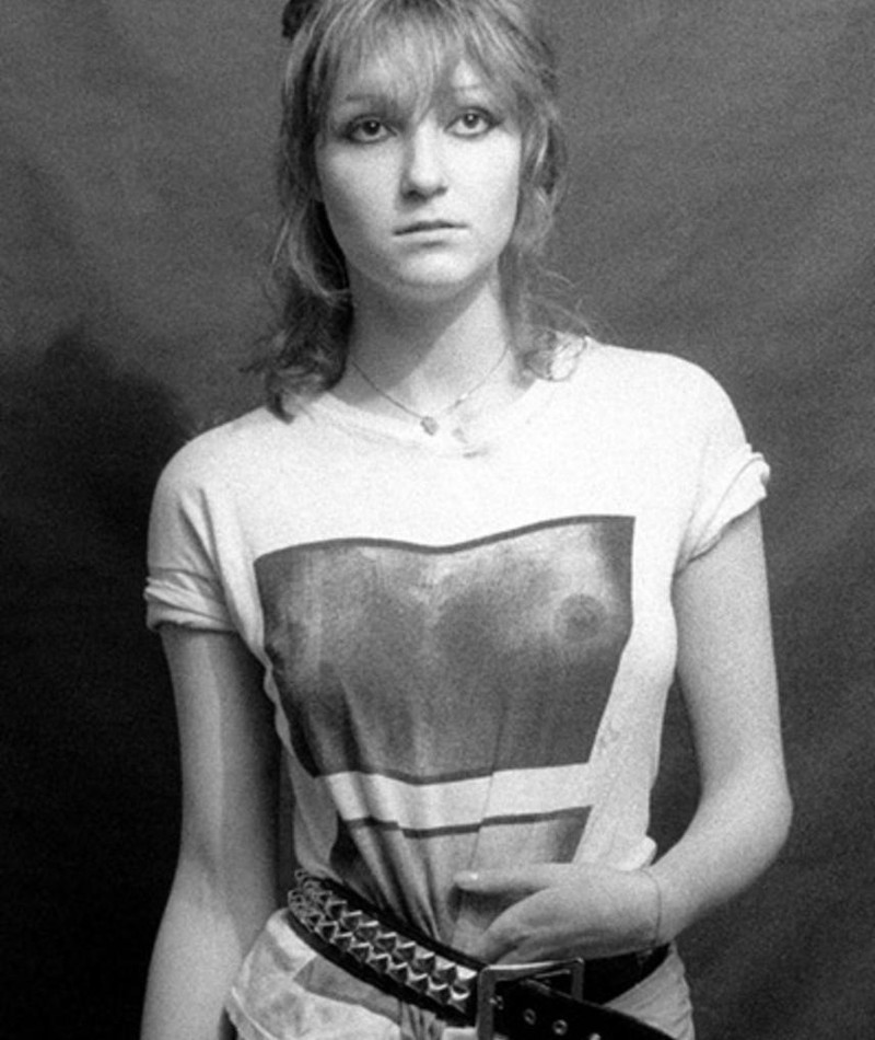 Photo of Viv Albertine