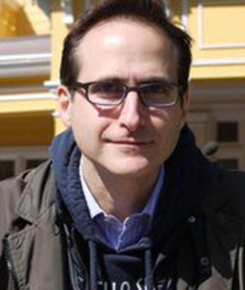 Photo of David Warren