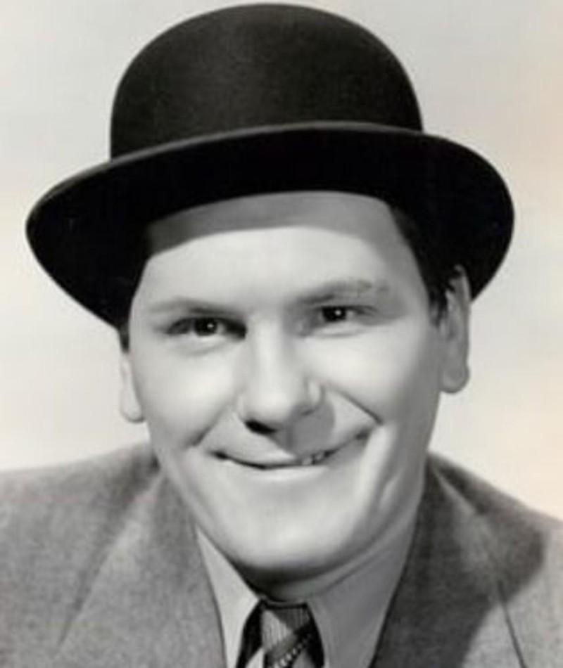 Photo of Warren Hymer