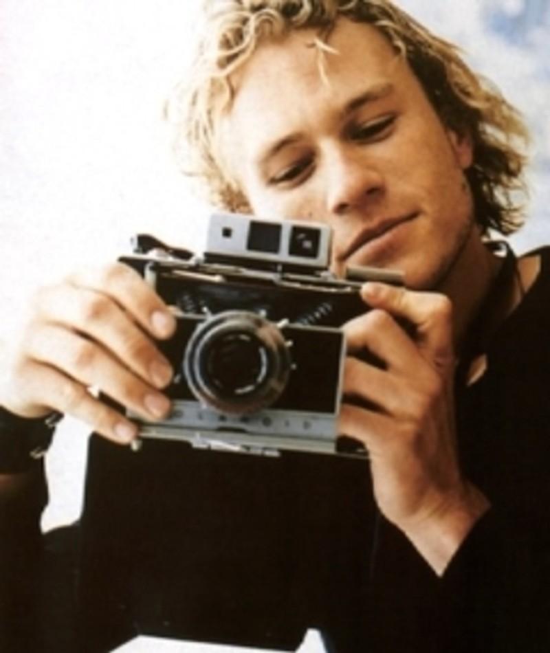 Photo of Heath Ledger