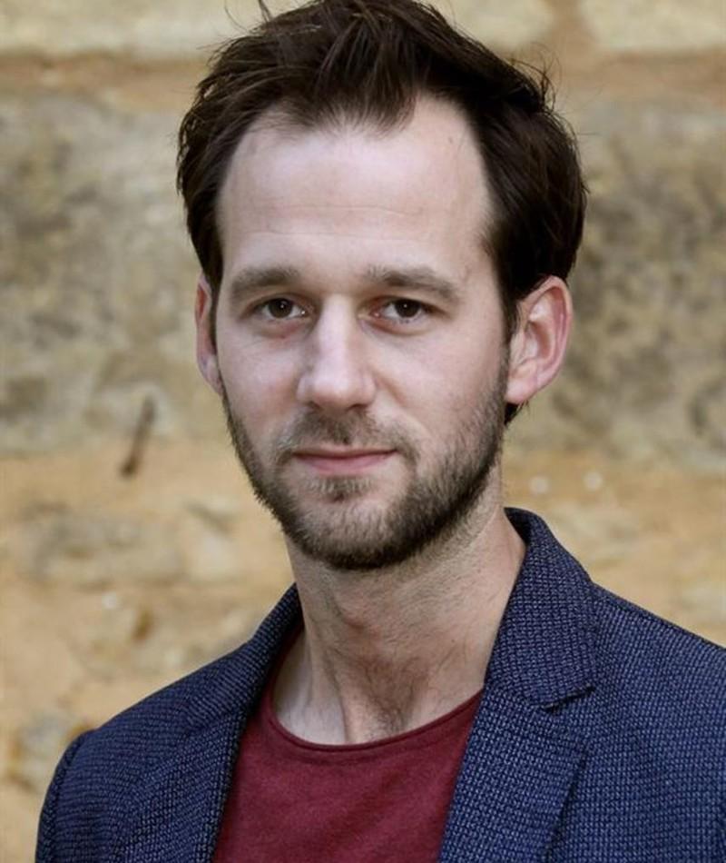 Photo of Benjamin Lavernhe