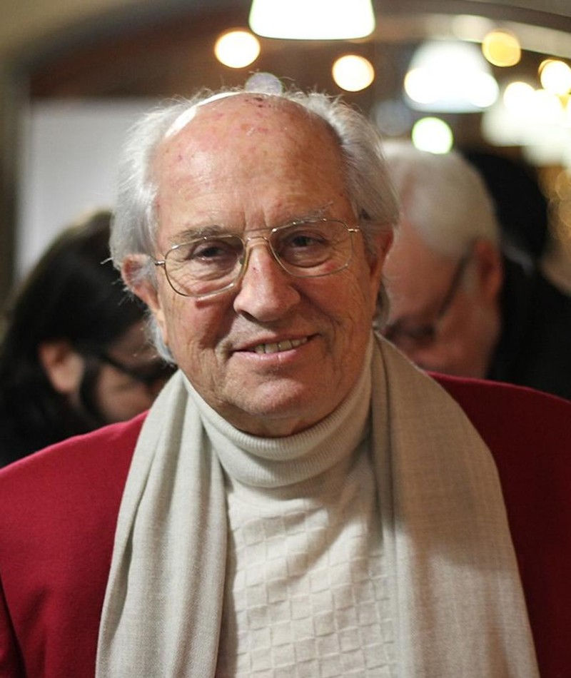 Photo of Vittorio Storaro