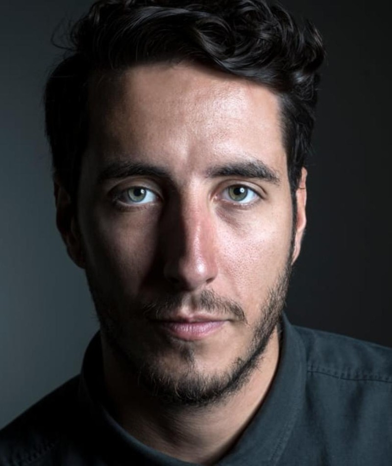 Photo of Christophe M. Saber