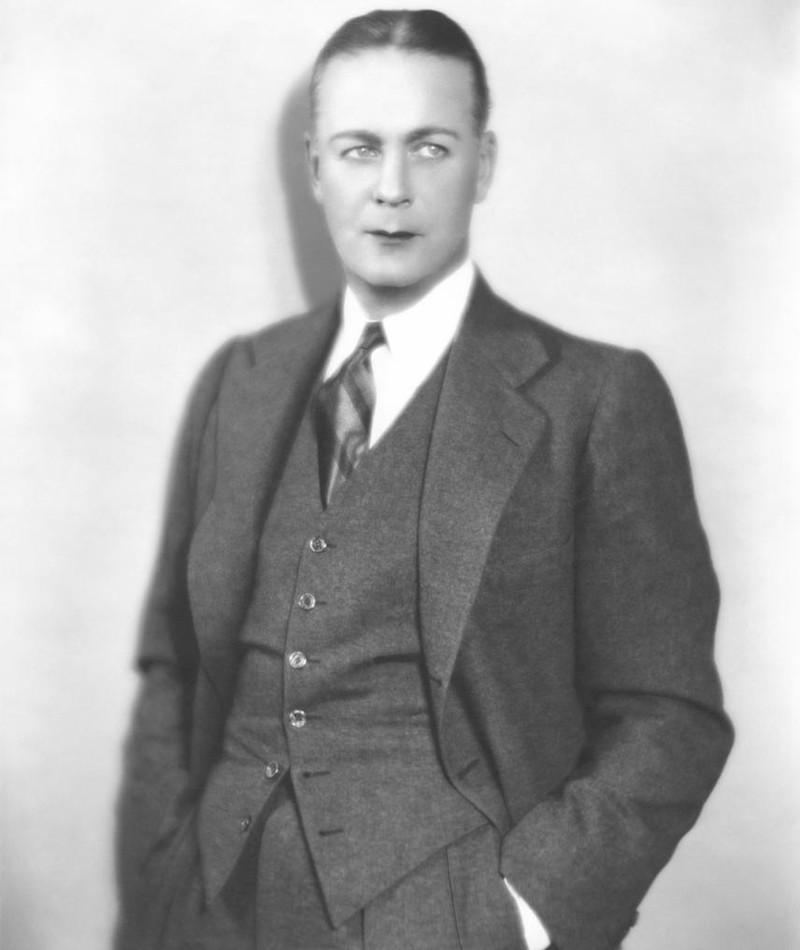 Photo of Huntley Gordon