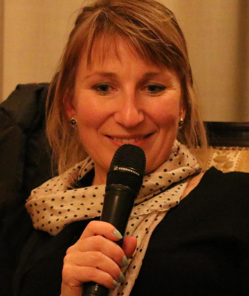 Photo of Olena Yershova