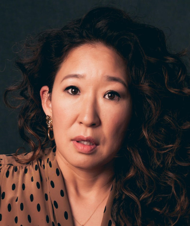 Photo of Sandra Oh